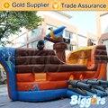 Biggors inflável Bouncers Infláveis Grandes Brinquedos Do Carro Parque Amusment Slide Uso Comercial Casa do Salto