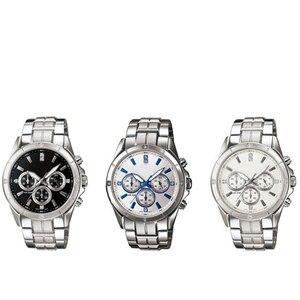 Image 4 - ENXI נירוסטה watchbands עבור EF 544 החלפת מתכת צמיד עבור casio גברים של צמיד