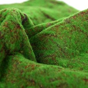 Image 4 - Erxiaobao 100*100 Cm Chất Liệu Polyester Chất Lượng Cao Nhân Tạo Rêu Tường Mô Phỏng Giả Cỏ Bãi Cỏ Cho Trong Nhà Trang Trí Nhà Cửa
