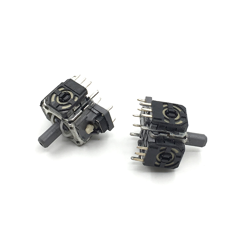 3D Joystick Axis Analog Analogue 3 Pin ALPS Sensor Module Potentiometer For  Sony PS4 Controller Replacement Part(Pack of 2 Pcs)