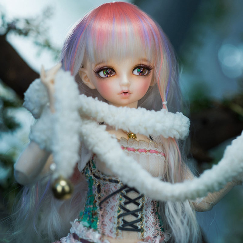 free shipping fairyland minifee Rin bjd resin figures luts ai yosd volks kit doll not for sales soom toy gift iplehouse fl