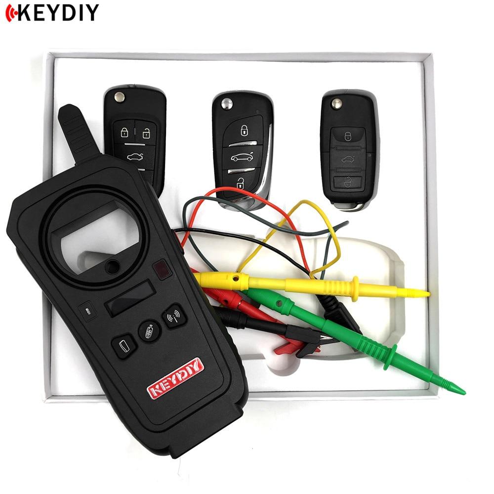 Image 2 - Original KEYDIY KD X2 Remote Maker Unlocker Key Generator 96Bit 48 Transponder Chip Copier with Data Collector English Version-in Auto Key Programmers from Automobiles & Motorcycles