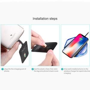 Image 5 - Nillkin Qi chargeur sans fil pour Xiaomi Mi 8 9 SE Lite Pro chargeur sans fil rapide + récepteur type c pour Redmi Note 7 K20 Pro