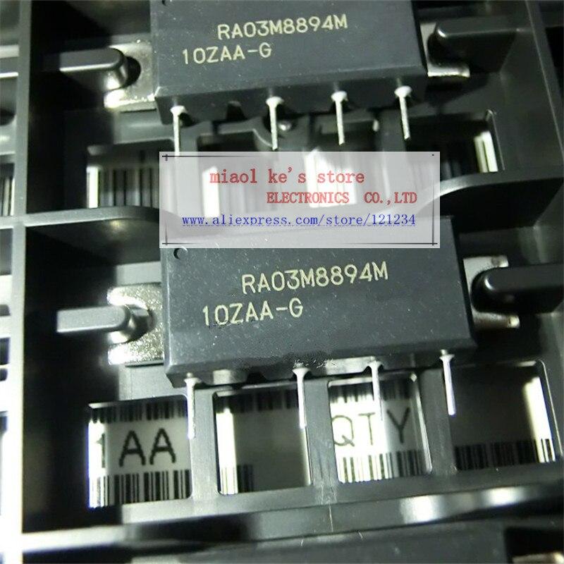 RA03M8894M  RA03M8894M-101 ~ New Original . RF MOSFET MODULE  [ 889-941MHz 3.6W 7.2V ]RA03M8894M  RA03M8894M-101 ~ New Original . RF MOSFET MODULE  [ 889-941MHz 3.6W 7.2V ]