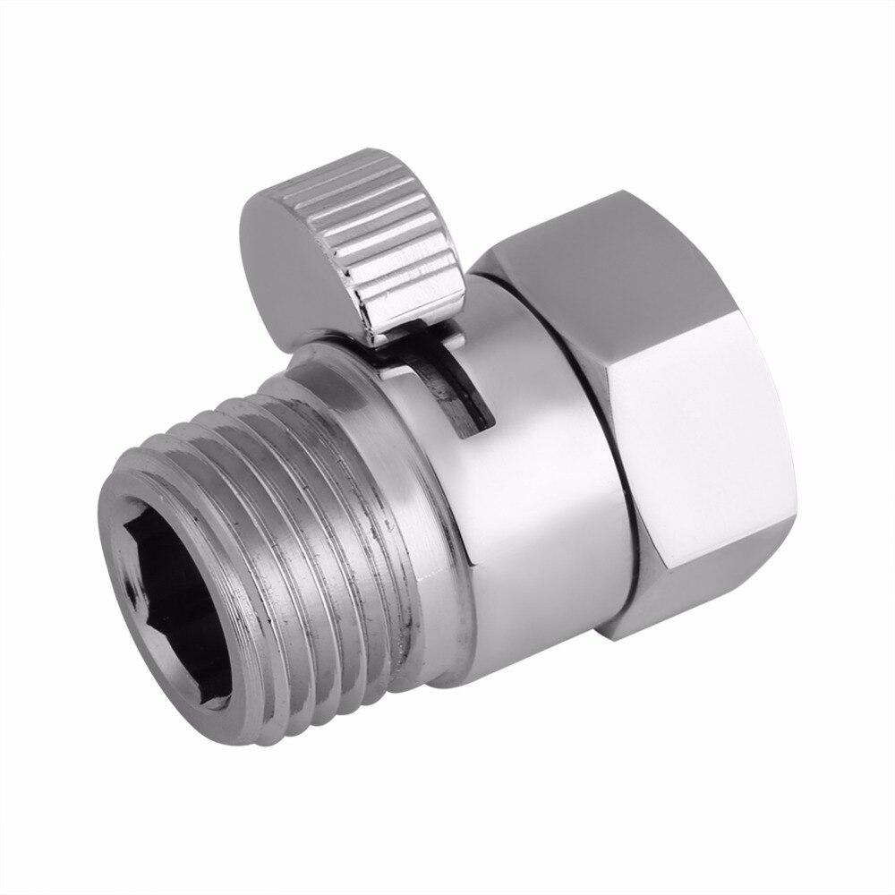 Flow Control Valve Water Pressure Reducing Controller Shower Bidet Sprayer Head