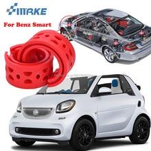 smRKE For Mercedes-Benz Smart High-quality Front /Rear Car Auto Shock Absorber Spring Bumper Power Cushion Buffer недорого