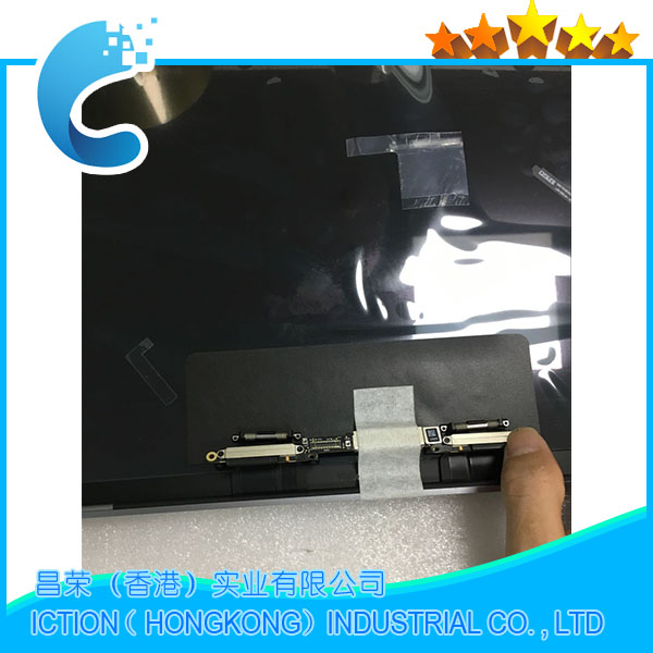Genuine New Grey Silver Color A1706 A1708 Screen for Macbook Pro Retina 13 A1706 A1708 LCD