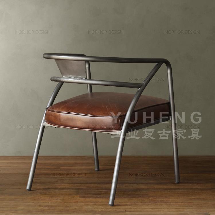 Loft De Pays Damrique Style Rtro En Cuir Chaise Longue Vintage