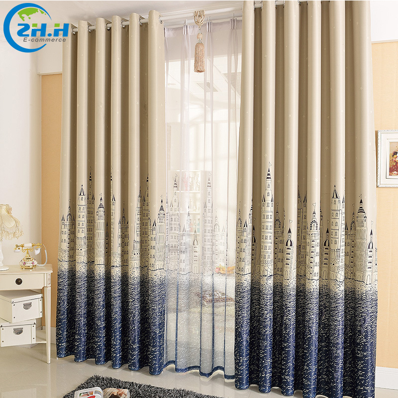 (Single Panel) Punching Window Tingkap Mediterranean Bedroom Balcony - Tekstil rumah