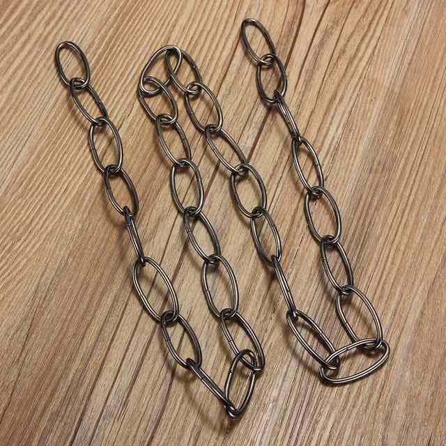 1m Heavy Duty Chain For Vintage Chandelier Ceiling Hanging Pendant Lamp Lighting Fixture Holder 37mm