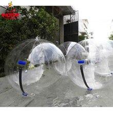 2 м ПВХ Надувной водный прогулочный мяч, водяные шары, надувная игрушка, водный танцевальный мяч с Германией TIZIP