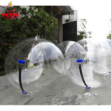 2m PVC Inflatable Water Walking Ball waterballs inflatable toy water dance ball with Germany TIZIP цена