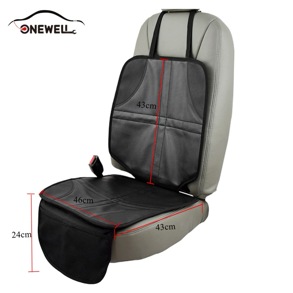 Aliexpress Com Buy Onewell Child Car Seat Black Leather