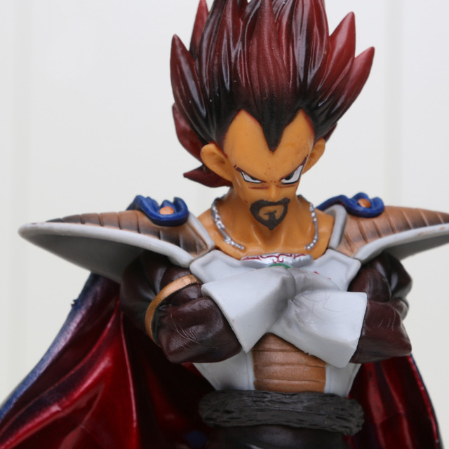 DBZ Action Figures Vegeta Father The King Of Super Saiyan