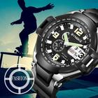 Brand Military Sports Watches Men Electronic Digital Wrist Watch Waterproof Sport Watch Men Swim Waterproof Electronic Watches