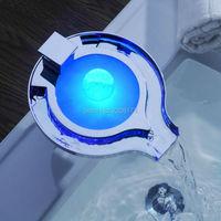 Smesiteli Nieuwe Collectie Hight Kwaliteit LED Badkamer Basin Wastafel Kraan Waterval Waterstroom Toilet Mengkraan Tap