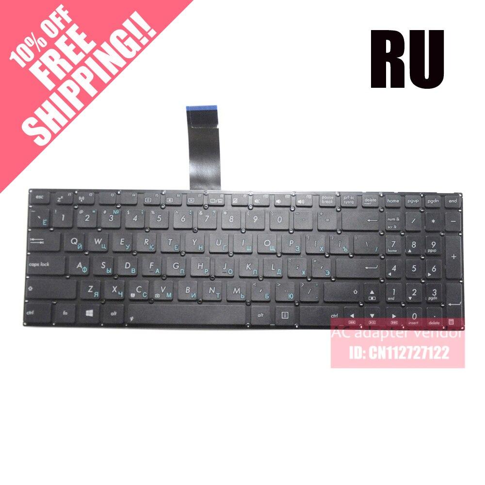 FOR ASUS X550C K550 X501 A550C A550VB Y581C X550 S550 keyboard Russian