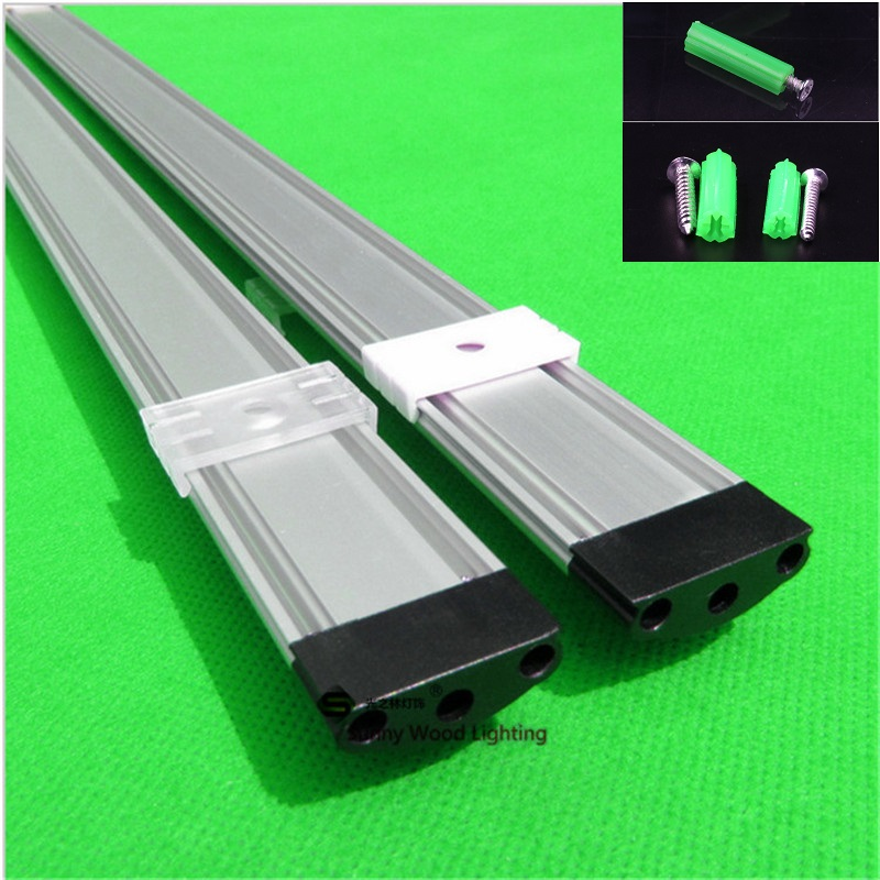 canal para 11mm luz bar tampa da caixa 03