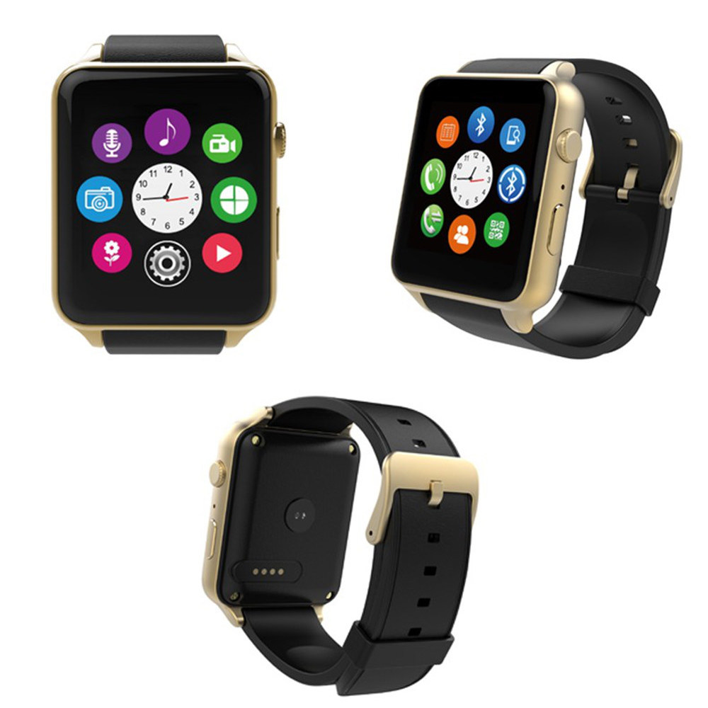 2016 Waterproof Bluetooth Smart watch GT88 font b Smartwatch b font Support SIM Card Waterproof Heart