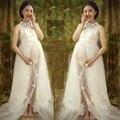Accesorios de Fotografía de maternidad Vestidos de Encaje Vestidos Para sesiones de Fotos de Embarazo Para Las Mujeres Embarazadas Ropa de Fotos Retrato Ropa A3