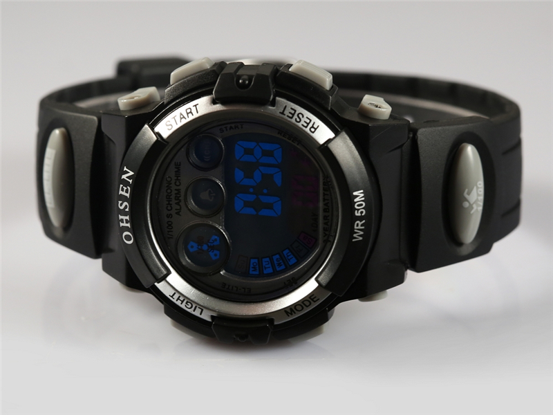 OHSEN Fashion Children Sports Watches Waterproof 5ATM Kids LED Digital Watch Student Outdoor Hand Electronic Clock Montre Femme (27)