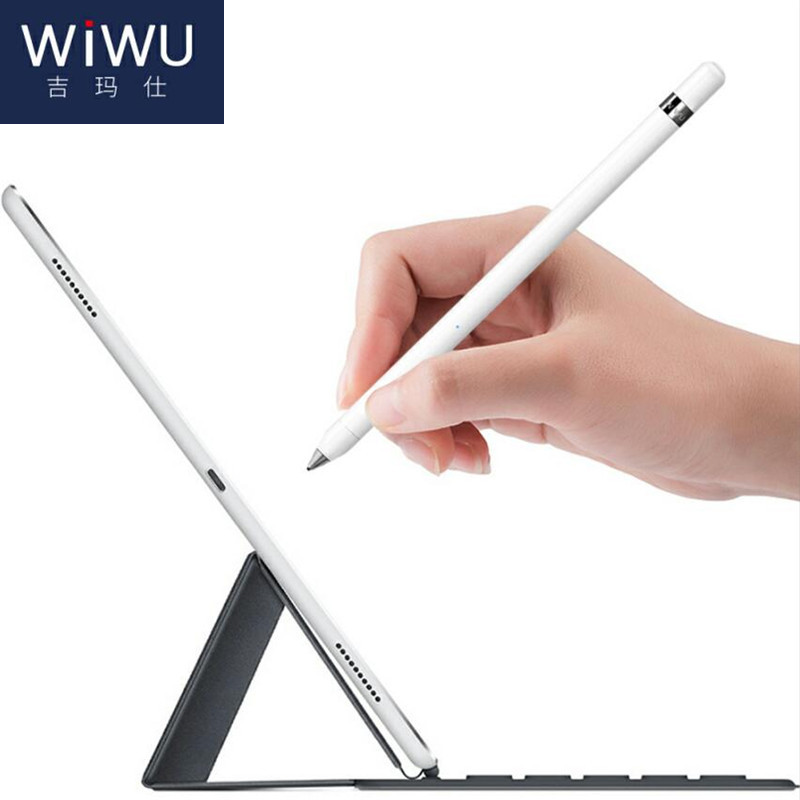 WIWU For Apple IPad Pencil Active Capacitance High Precision Touch Pen For IPad Pro 9.7 2017/2018 Stylus Pen
