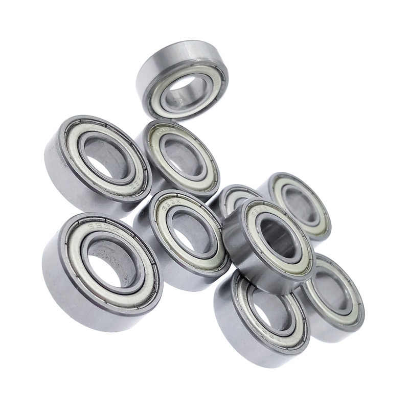 10pcs 699z lager 699 699zz groefkogellagers carbon staal miniatuur lager 9*20*6mm