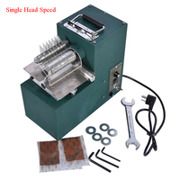 1PC Single head strip cutting machine 1400r/min1:12.5 Leather Strip Cutting Machine Leather Cutter Tool Hot|machine cutting|machine machine|machine cutter -