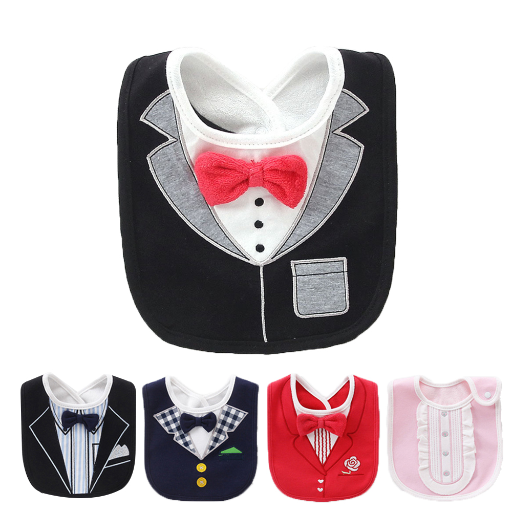 100/% Cotton Baby Bibs Baby Girls /& Boys Bibs Cloths Baby Clothing Towel Bandanas