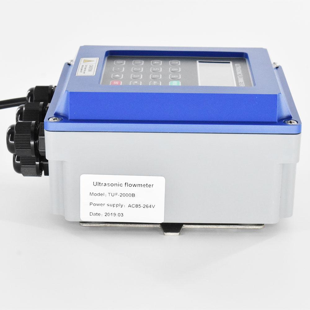 Ultraheli vedeliku vooluhulgamõõtur RS485 Modbus Uus TUF-2000B - Mõõtevahendid - Foto 2