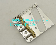 free shipping new wilkinson TL electric guitar bridge in chrome in korea     L19
