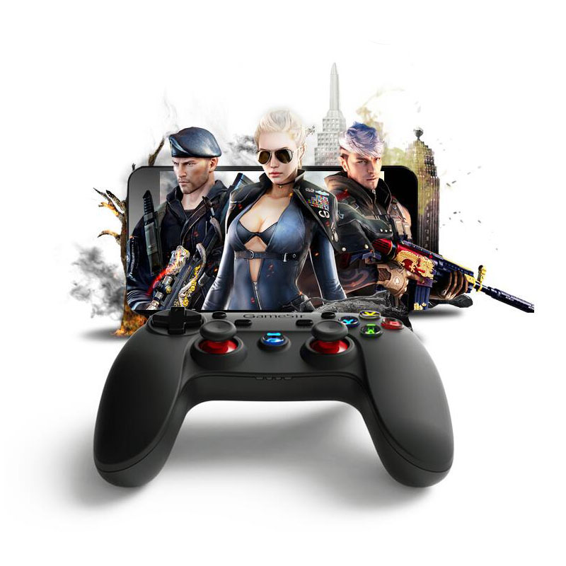 Genuine Wireless Bluetooth Game Handle Controller Consoles GamePad for chick G3 For Android IOS Tablet Smart TV free shipping
