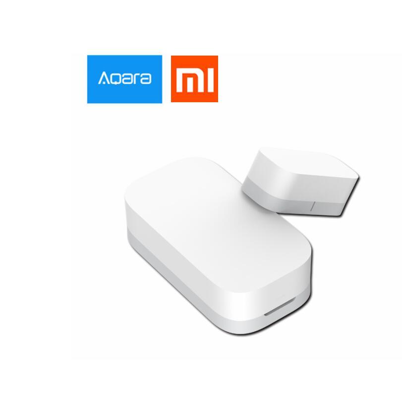 [ Updated Verison ] Xiaomi AQara Smart Window Door Sensor ZigBee Wireless Connection Multi-purpose Work With Android IOS APP