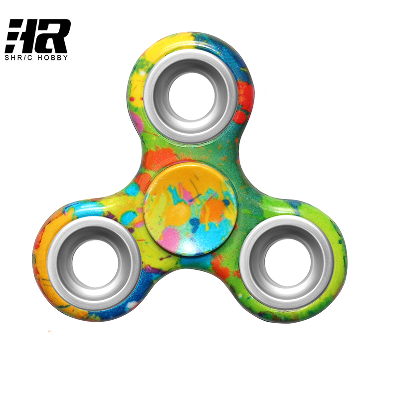 Hand Spinner for Finger autism ADHD Fingertip gyro decompression hand touch finger gyro  ...