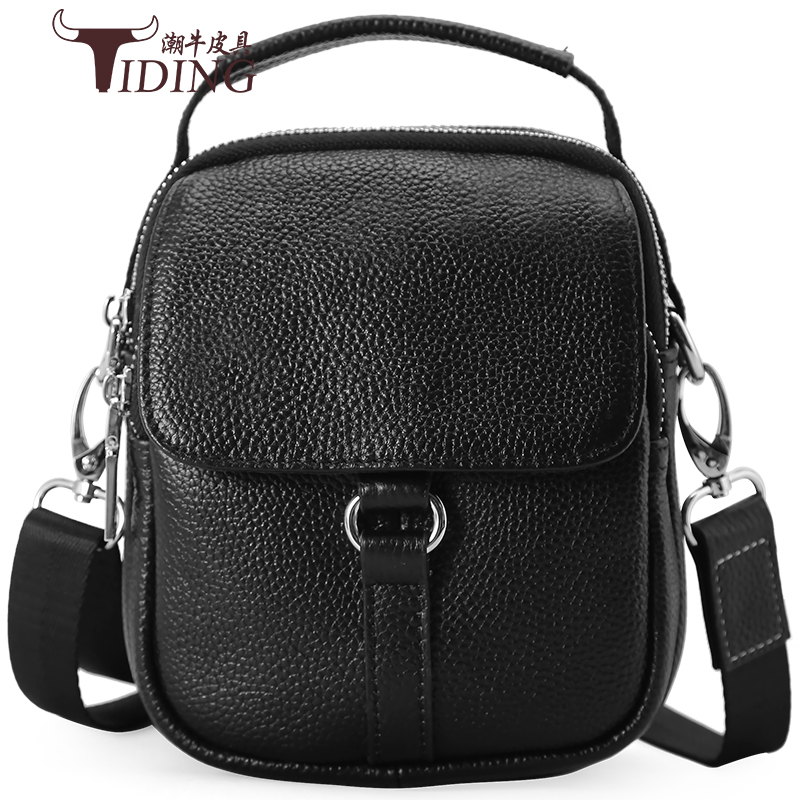 Men <font><b>Waist</b></font> Belt Travel Mini Cow Leather Designer Brand Shoulder Hand <font><b>Bags</b></font> 2018 Man Black Small Cross Body Luxury Beach <font><b>Bag</b></font>
