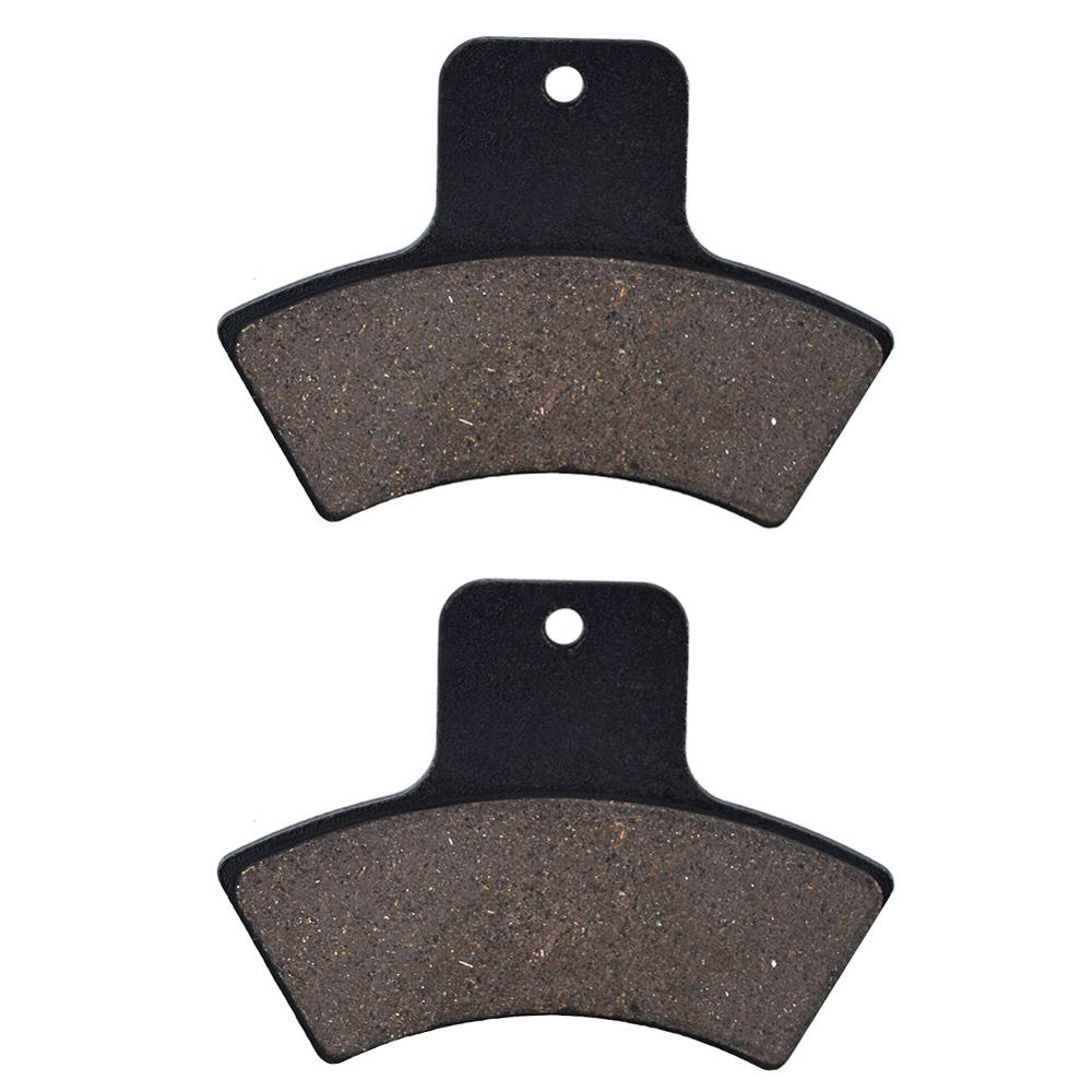 Front Rear Brake Pads For Polaris Trail Boss 330 2003 2004 //Worker 500 2001 2002