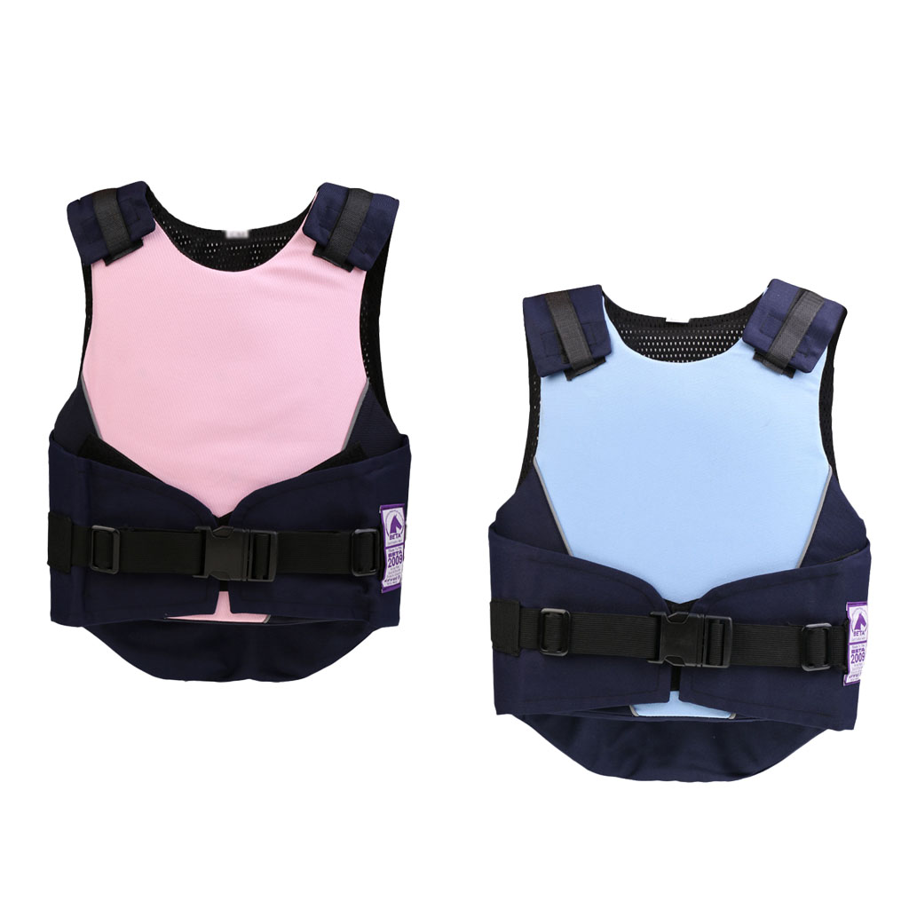 New CL/CM/CS Flexible Body Protective Gear Equestrian Horse Riding Vest for Kids Outdoor Riding Safety Horse Riding Equipment eva horse riding waistcoat safe equestrian eventer body protection vest for women men kids riding armor protector vest 3 colors