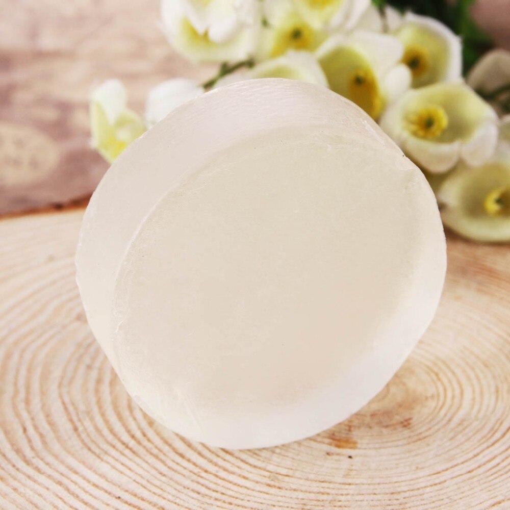 1 Pcs Handmade Whitening Soap Brighten Skin Lightening Soap Bleaching Anti-acne Kojic Acid Glycerin Soap Deep Cleaning