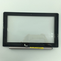Used Parts Digitizer Touch Screen Glass With Frame Touch Drive Control Board For Asus Transformer VivoBook