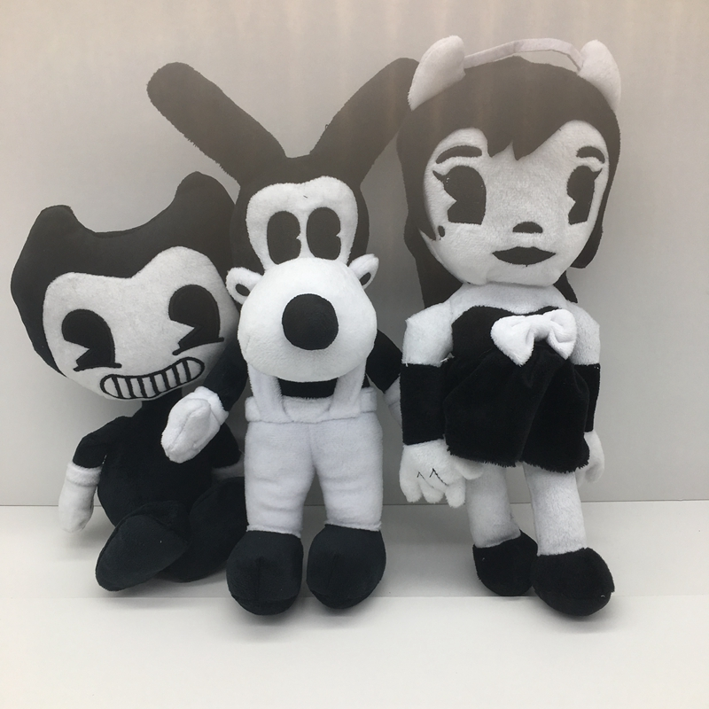 3pcs/lot 30cm Minecraft Bandy Dog Stuffed Plush Toy Doll For Girl  Kids Baby Gifts super cute plush toy dog doll as a christmas gift for children s home decoration 20