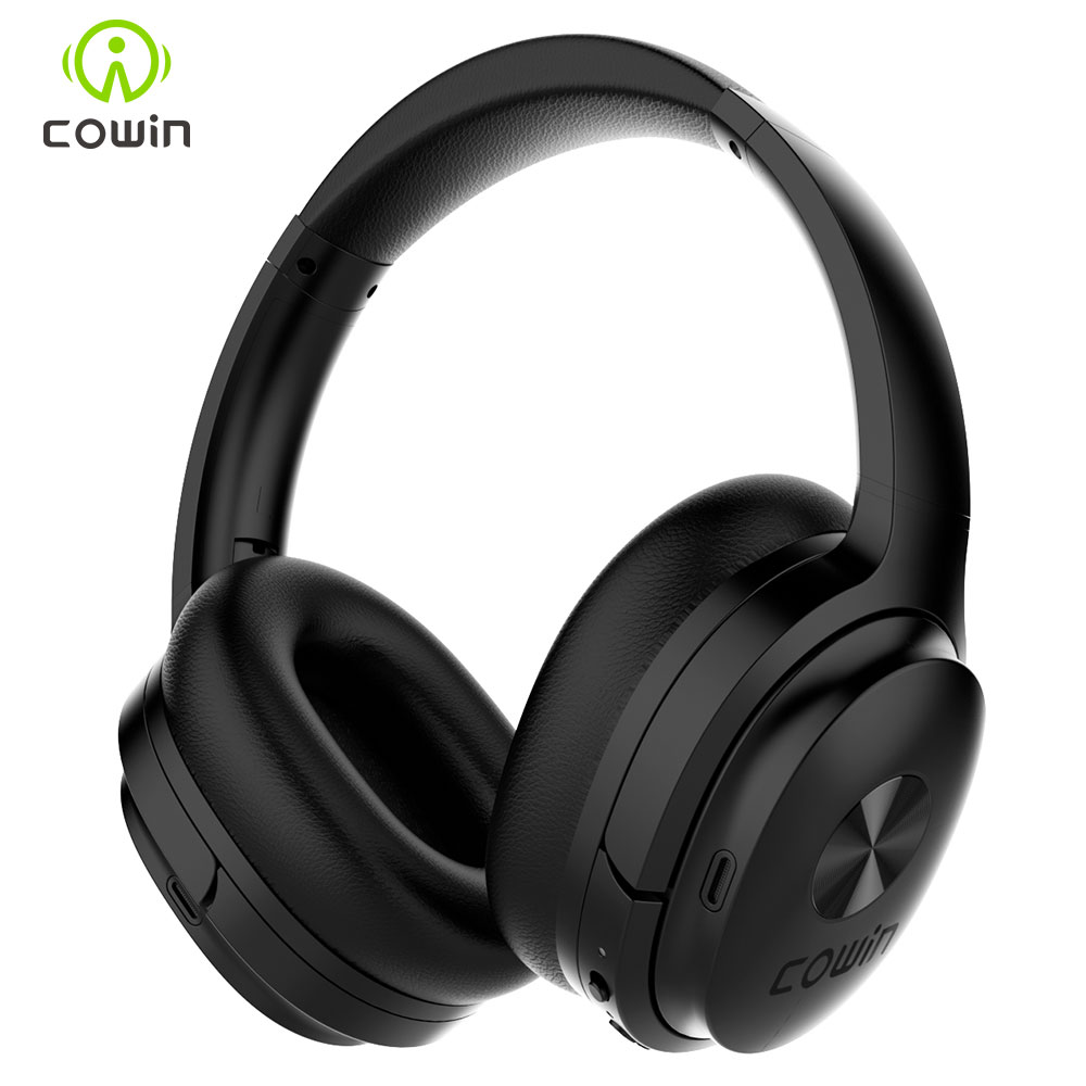 Cowin SE7 Active Noise Cancelling Wireless Bluetooth Headphones Over-ear Portable Headset with microphone for phones music apt-x cowin e7pro active noise cancelling bluetooth headphones wireless over ear stereo headset with microphone for phone