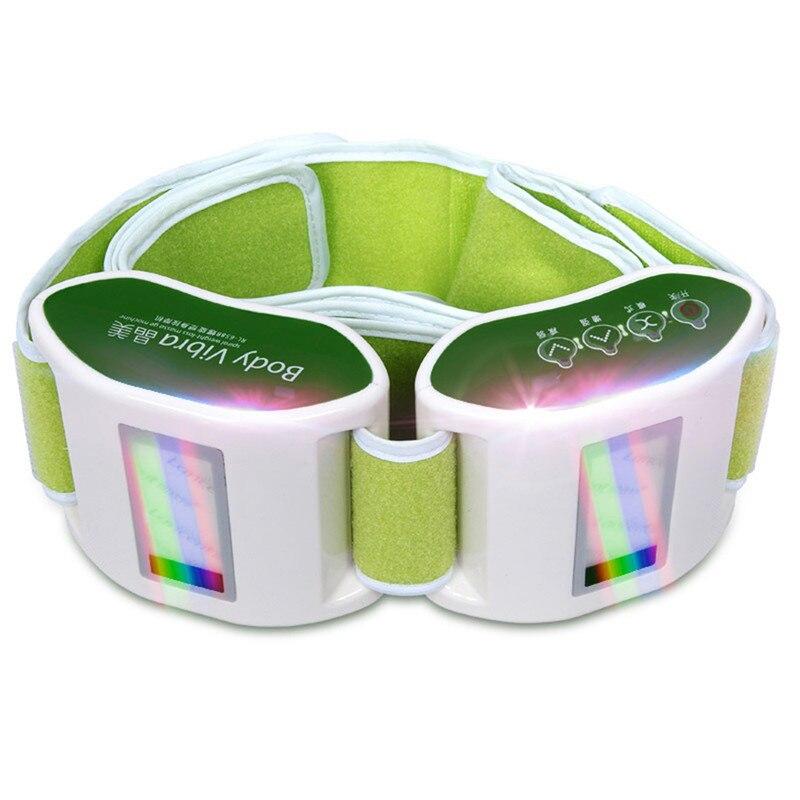 Electric Vibrating Slimming Belt Vibration Massager Belt