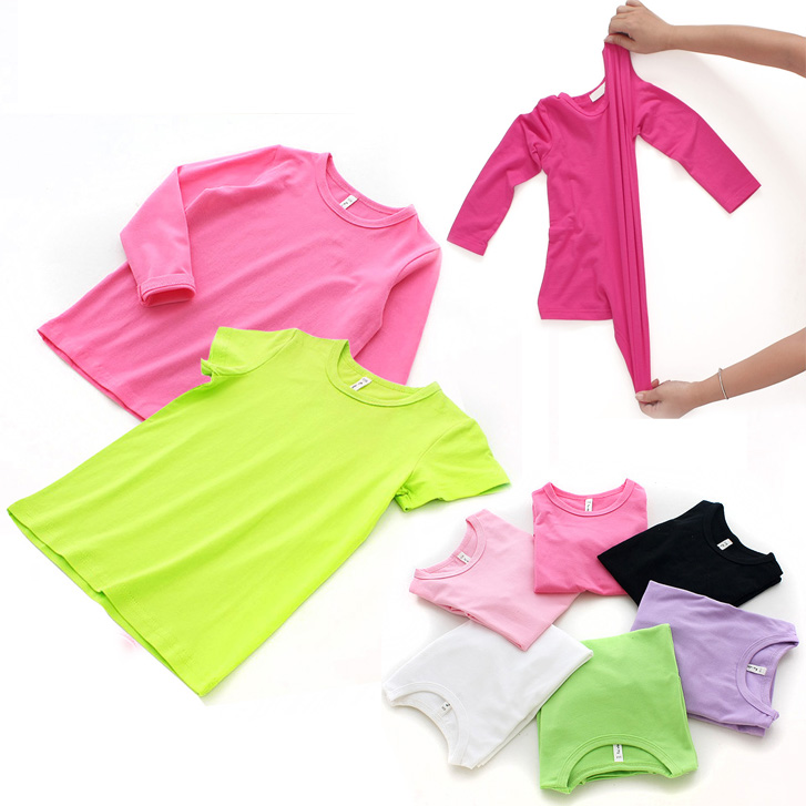2017 Spring Summer Children Boys t-shirts Baby Cotton Tees Good Quality Boys Top Kids tshirts for Girl Cloth Baby Girls t Shirts