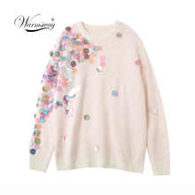 2019 Beading Knitted Sleeve