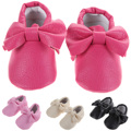 Baby Girl PU Shoes Tassels Baby Moccasin Newborn Babies Shoes Soft Bottom Newborn Baby Girl Leather Shoes
