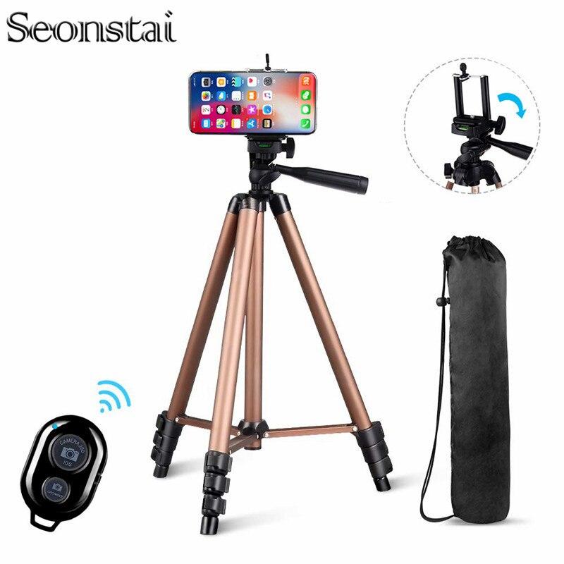 Portable Live Tripod For Phone Holder Cam Gorillapod Stativ Mobile Mount Tripe Stand Clip Camera Flexible Tripods For Smartphone