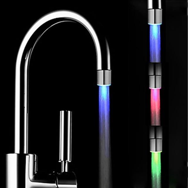 Brillante Costume Da Bagno Strumenti Romantico 7 Cambiamento di Colore del LED D