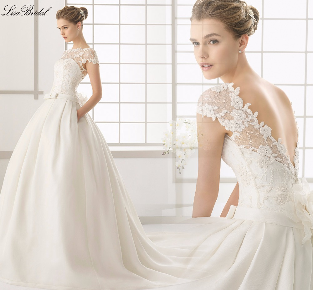 wedding dress with short sleeves and pockets wedding dress with pockets Wedding Dresses With Sleeves And Pockets 77