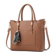 ФОТО women handbag cat ears shoulder bag solid large capacity woman tote bolsas feminina messenger bags famous brand 2e334