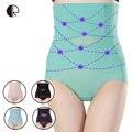 Cr beleza calças finas calças levantar shapers controle body shaper slimming underwear para as mulheres depois de grávida cintura instrutor bodysuit au240